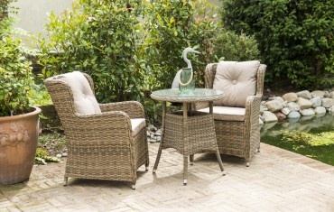Katie Blake Garden Furniture Seville Bistro Set