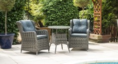 Katie Blake Garden Furniture Seville Bistro Set