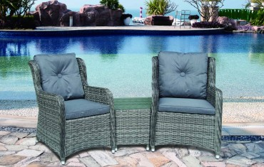 Katie Blake Garden Furniture Seville Companion Set
