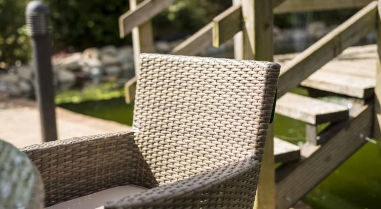 Katie Blake Garden Furniture Sandringham 6 Chair Dining Set