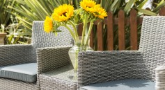 Katie Blake Garden Furniture Sandringham Companion Set