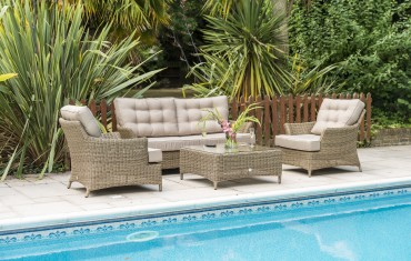 Katie Blake Garden Furniture Mayberry 2 Seat Sofa Set