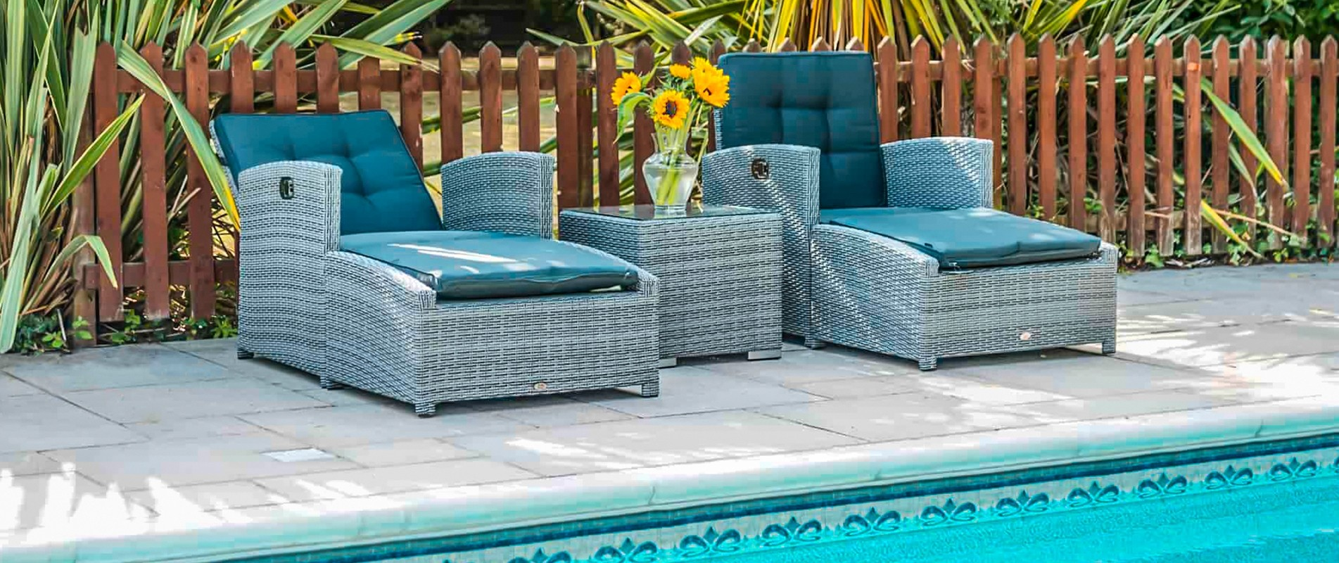 Katie Balke Garden Furniture Sun Loungers