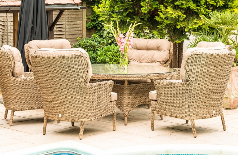 Katie Blake Garden Furniture Dining Set